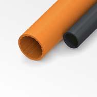 Трубы ЗПТ защитные пластмассовые